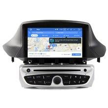 Android 4.4.4 For Renault Megane III 3 Fluence Touch Screen Car Radio Stereo DVD GPS Navigation Sat Navi Multimedia Media System все цены