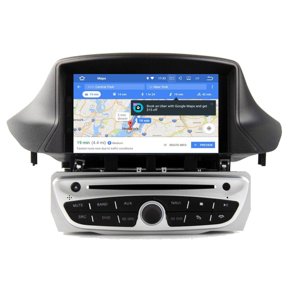 366 39 11 De Reduction Roverone S200 Android 8 0 Lecteur Multimedia De Voiture Pour Renault Megane Iii 3 Fluence Autoradio Dvd Radio Stereo Gps