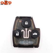 HKOBDII A quality 1pcs Circuit Key Board For Honda Old Accord Fit Odyssey Remote Key(315MHz without chip)