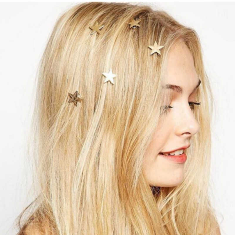 Hair Pin Fashion Jewelry Hair Star Headdress Hair Comb Bridal Hair Accessories Wedding Hair Accessories  Hair Pins Hair Jewelry
