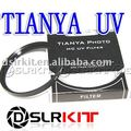 Metal TIANYA 55mm 55 mm UV Ultra-Violet Filter Lens Protector