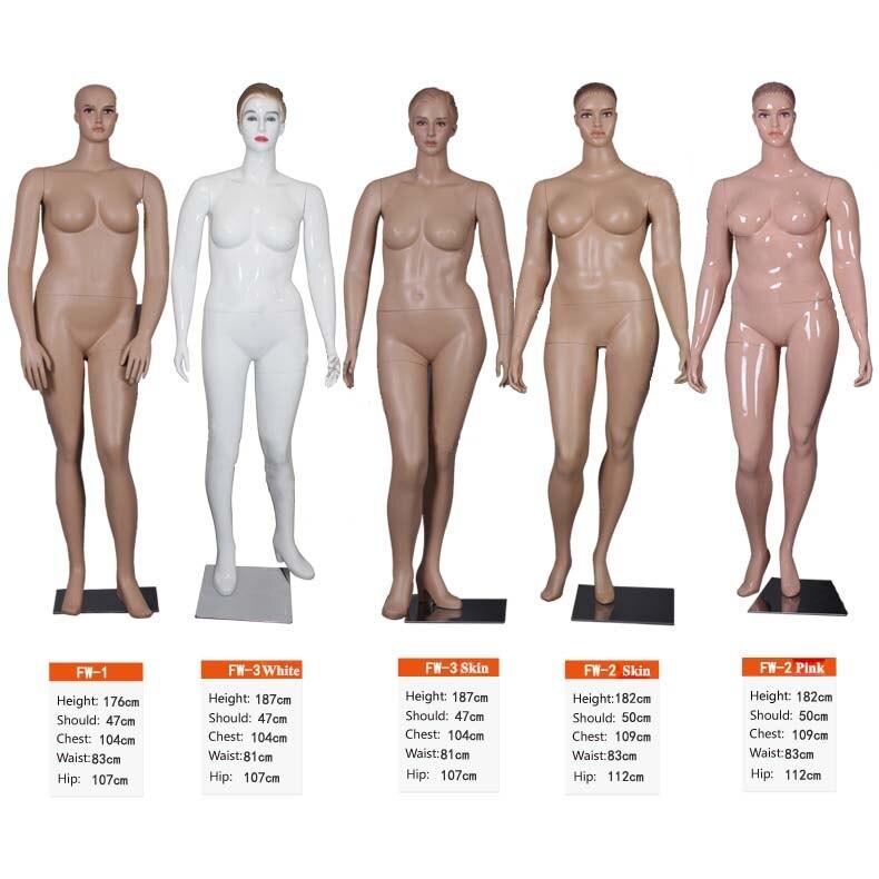 big breast mannequin 1