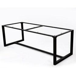 Tafel frame beugel eettafel voet smeedijzeren aangepaste ijzeren tafel frame bureau tafel voet