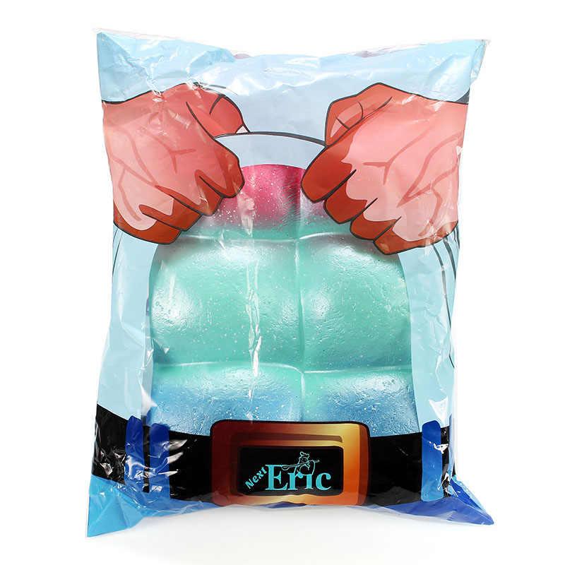 Eric JIMITU Squishy Pão Super Lento Aumento do Músculo Abdominal Embalagem Original Coleção Decoração Brinquedo de Presente