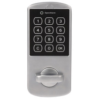 Touch Keypad Password Key Access Lock Digital Electronic Security Cabinet Coded Locker Wholesale