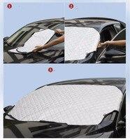 Car styling Car Covers FOR mitsubishi pajero sport Opel Chevrolet Cruz cruze volkswagen passat b5 hyundai ix25 ix35 accessories