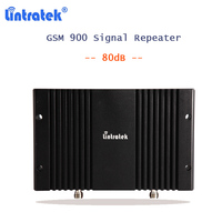 lintratek GSM Repeater 900 80dB Great Power Amplifier Booster 2G 900mhz booster signal gsm Celular Repeater AGC MGC repetidor 40