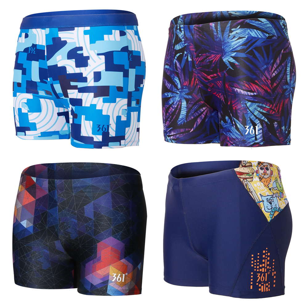 361 Men Quick dry Swimming Trunks Flat Angle Professional Sports Trunks Competition Swim Shorts Mens Summer Pool Swimming Shorts361 Men Quick dry Swimming Trunks Flat Angle Professional Sports Trunks Competition Swim Shorts Mens Summer Pool Swimming Shorts
