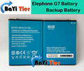 Elephone G7 Battery 100% Replacement 2650mAh Li-ion Backup Battery for Elephone G7 Smartphone + IN stock