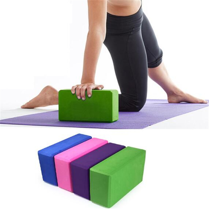 Buy Yoga Blocks London: Aliexpress.com : Buy 23*15*7.5cm 5 Colors High Hensity EVA