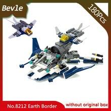 Bevle Store LEPIN 8212 180Pcs S.W.A.T Series Bihai Lan Road Model Building Blocks Set Bricks Children For Toys Gudi Gift