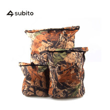LUCKSTONE Three Pieces Outdoor Dry Storage Bags Multi-function Portable Waterproof Bags Travel Camping Clothes Storage Dry Bags
