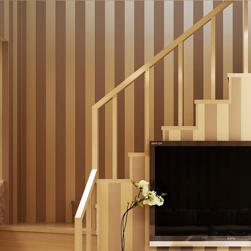 beige papier peint rayures achetez des lots petit prix beige papier peint rayures en. Black Bedroom Furniture Sets. Home Design Ideas