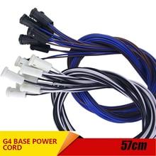 Socket G4 Lighting-Accessories Lamp-Holder G4/bulb-Plug 10pcs 12V 57CM High-Quality 220V