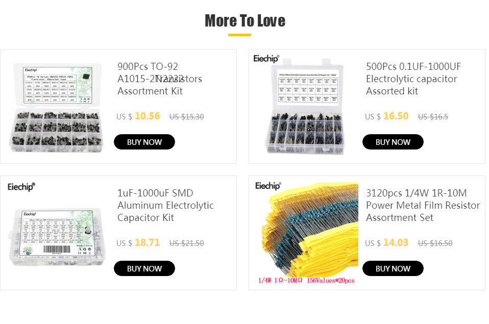 Mixed Heat Shrink Sordering Terminals Waterproof Solder Sleeve Tube Electrical Wire Insulated Butt Connectors diy electronic kit