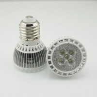 5W Five 1 Watt CREE LED Spot Light Bulb With E 27 Base