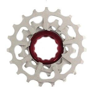 Image 2 - SILVEROCK Freewheel External 3 Speed For Brompton 3Sixty Folding Bike 11t 14t 19t Bicycle Chainwheel Cassette Chrome Sprocket