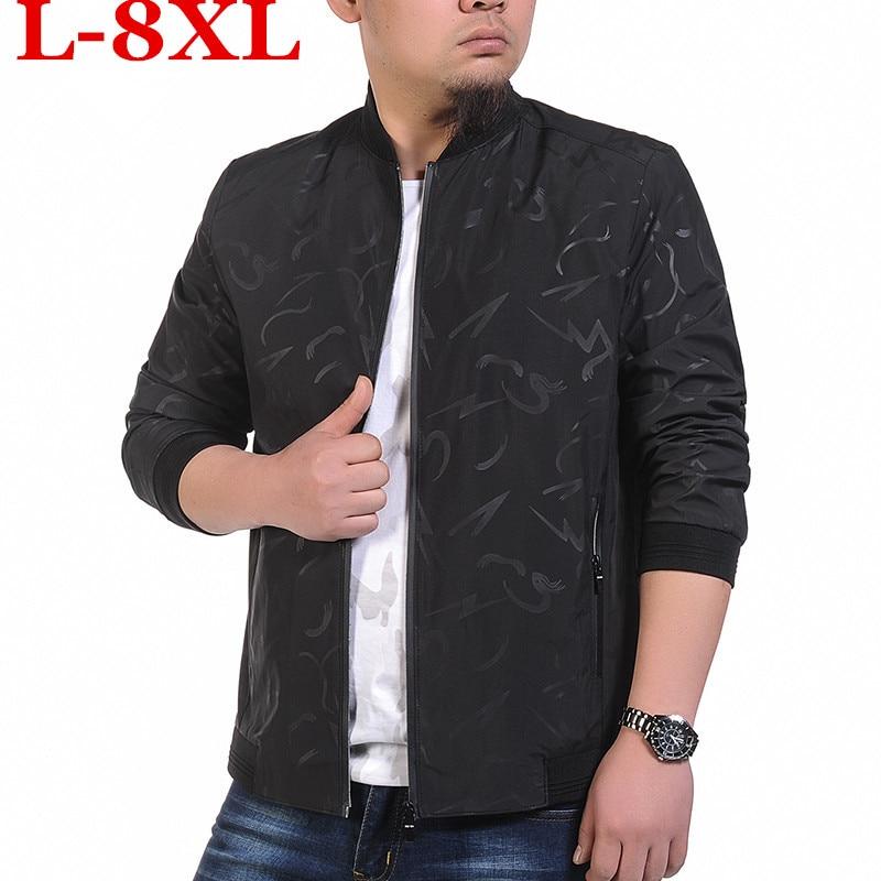 Новый Плюс Размер 9XL 8XL 7XL 6XL 5XL 4XL куртка мужская тренд колледж Slim Fit высококачественные повседневные мужские куртки и пальто