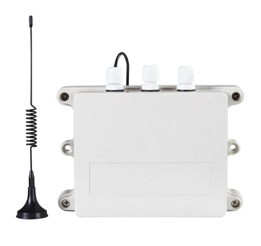Wireless Temperature Monitoring Controller For Smart Home SMS Alarm GPRS 3G Outdoor Data Logger 4 IN CP/IP Remote RTU S261