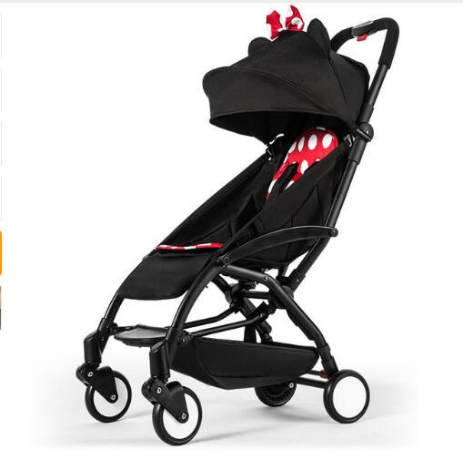 2018 New upgrade baby yoya Stroller Wagon Portable Folding baby Stroller Lightweight Pram Baby Carriage Buggy babyyoya Stroller