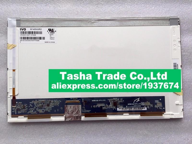 For Samsung RV410 RV411 RV415 RV420 Matrix Laptop LCD Screen Resolution 1366*768 HD 14.0