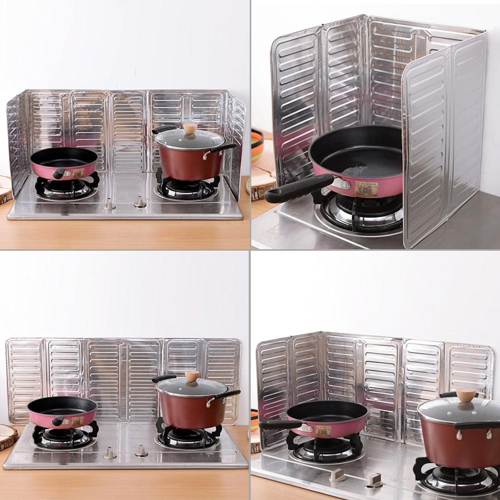 Www Kitchen Accessories: Hot Kitchen Accessories Cooking Frying Pan Oil Splash