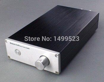 WL Finished hifi Black Gold Commemorative Edition LM1875 stero amplifier 25W+25W