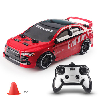 Remote Control Racing Car 30KM/H 2.4G 4WD RC Drift Speed Radio Control Off-Road Vehicle Toys for Children RC Car Gift 1