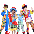 new children's clothing promotional Halloween costumes clown magic show clothing masquerade clown costume Children's Day