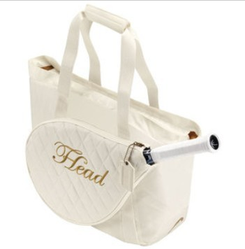 Free Shipping Vintage Las Tennis Bag Women Handbag Head Club