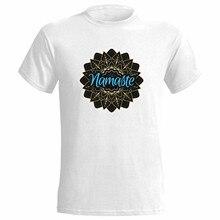 497735896 NAMASTE DESIGN MENS T SHIRT PRESENT HINDU HINDI HINDUISM NEPAL INDIA INDIAN  GIFT Funny Tee Shirt Hipster Summer