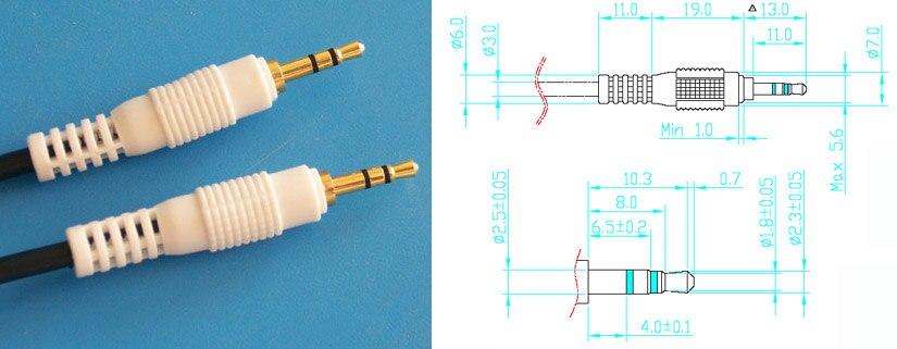 ftdi usb uart ttl 3.3v a 2.5mm jack de audio serial usb ttl 5v - Cables de computadora y conectores - foto 3