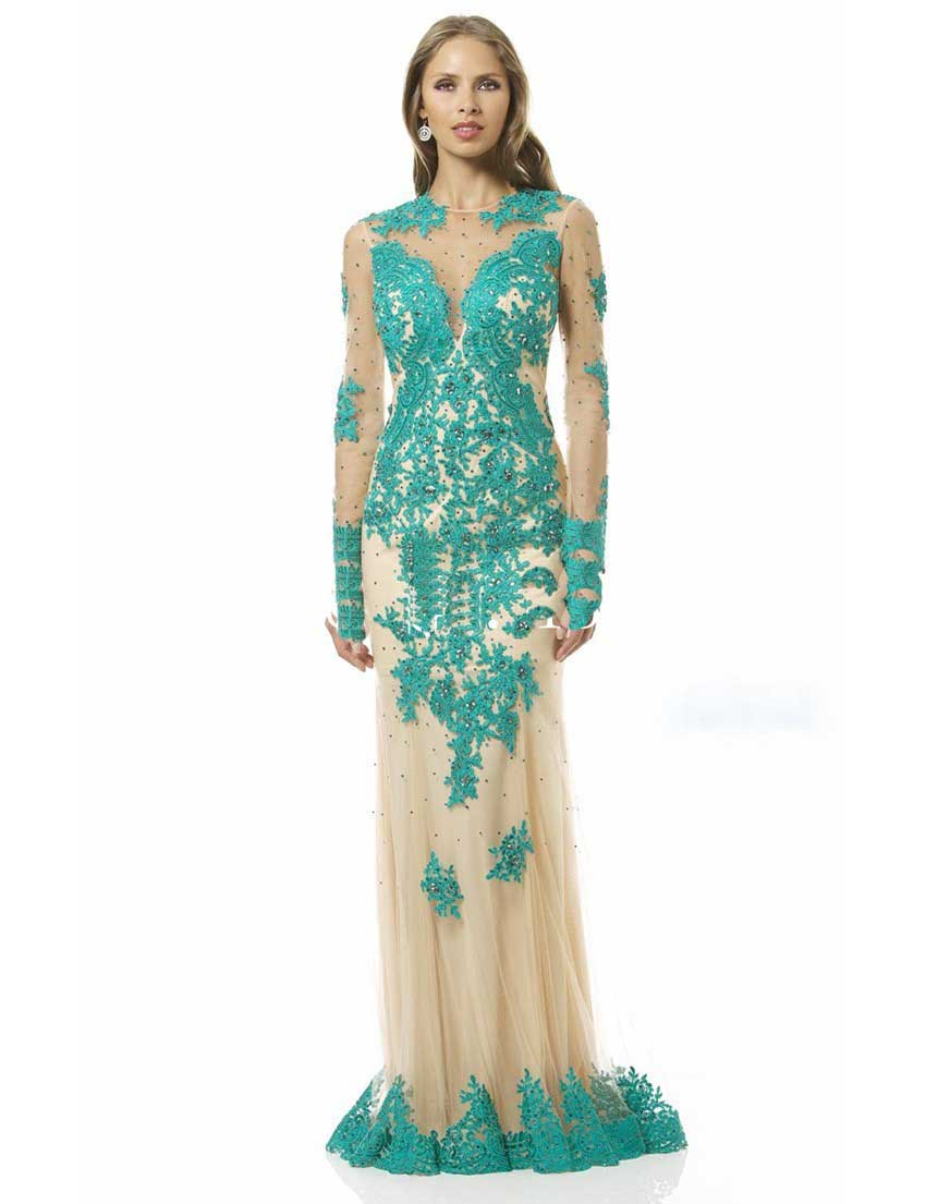 Popular Teal Blue Bridesmaid Dresses-Buy Cheap Teal Blue ...