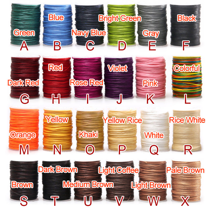 Promotion 10 meter Waxed Thread CraftTool Stitch Bulk Leather Flat Sewing Strong
