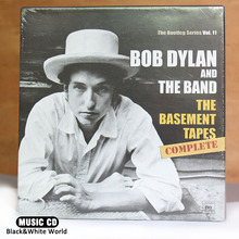 Bob Dylan And The Band CD Basement Tapes Complete: The Bootleg Series 6CD