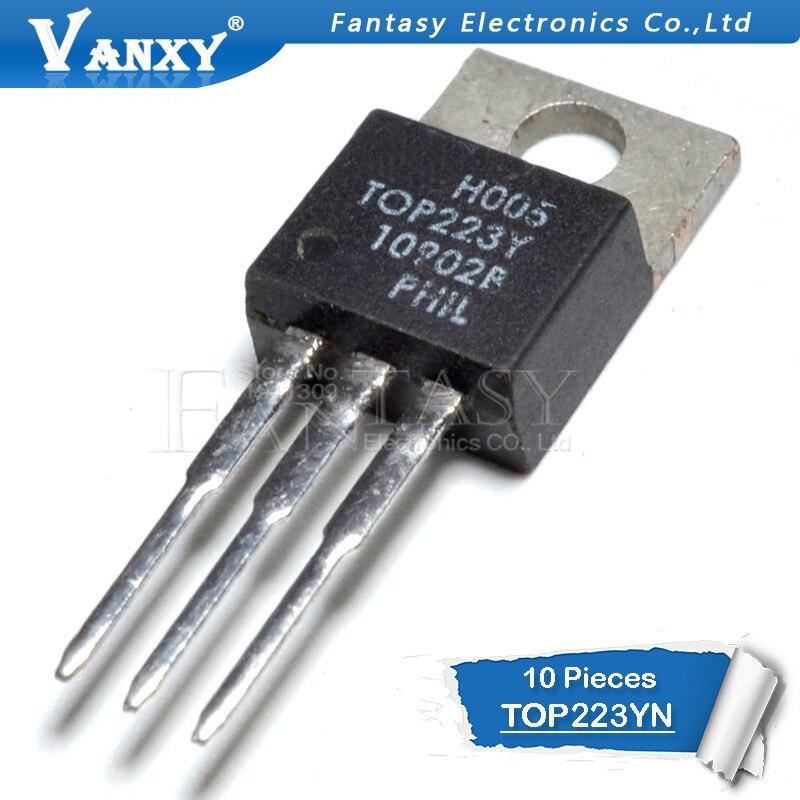 1PC TOP222P Three-terminal Off-line PWM Switch