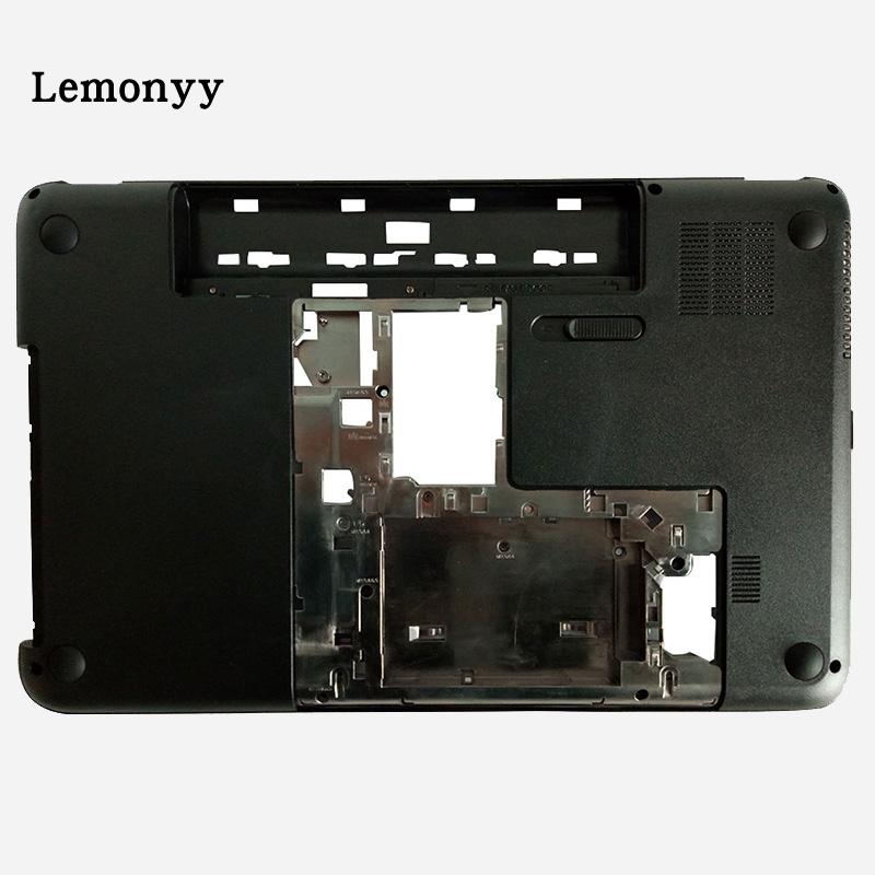 Laptop Bottom Case Base Cover FOR HP Pavilion G6-2000 G6Z-2000 G6-2100 G6-2348SG G6-2000sl 684164-001 TPN-Q110 TPN-Q107 Black цена