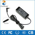 Para Asus 19 V 2.37A 45 W laptop AC power adapter UX21A UX31A UX32A UX32V UX32VD UX21A-DB5x UX21A-1AK1 4.0 mm * 1.35 mm