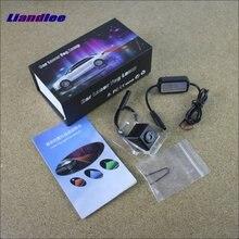 Liandlee For Mercedes Benz GLK200 GLK220 GLK250 GLK320 GLK350 Projection Lamp Prevent Rear-end Warning Haze Rain Fog Snow Lamps цена 2017
