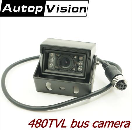 car font b CCTV b font camera 1 3 Sony CCD 480tvl IR vehicle video camera