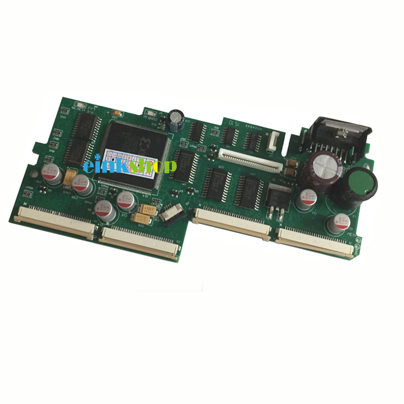 1pcs for Encad Novajet 600 700 736 750 Carriage Board For Encad 750 Carriage mainboard new encad novajet carriage pcb for 500e printers