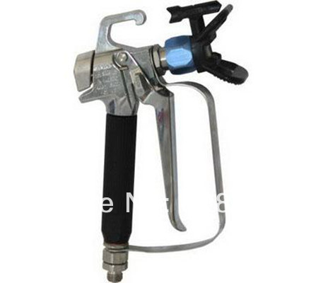 ФОТО Professional High Pressure Airless Spray Gun G230/G220/G210 P18 Suit for  paint sprayer