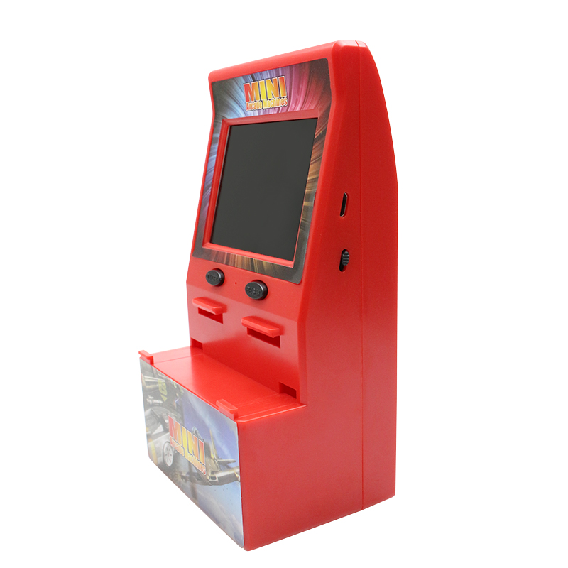 Classic Retro Mini Handheld Game Console Video Game Player 2.8 inch Screen Portable Player Built-in 100 Games