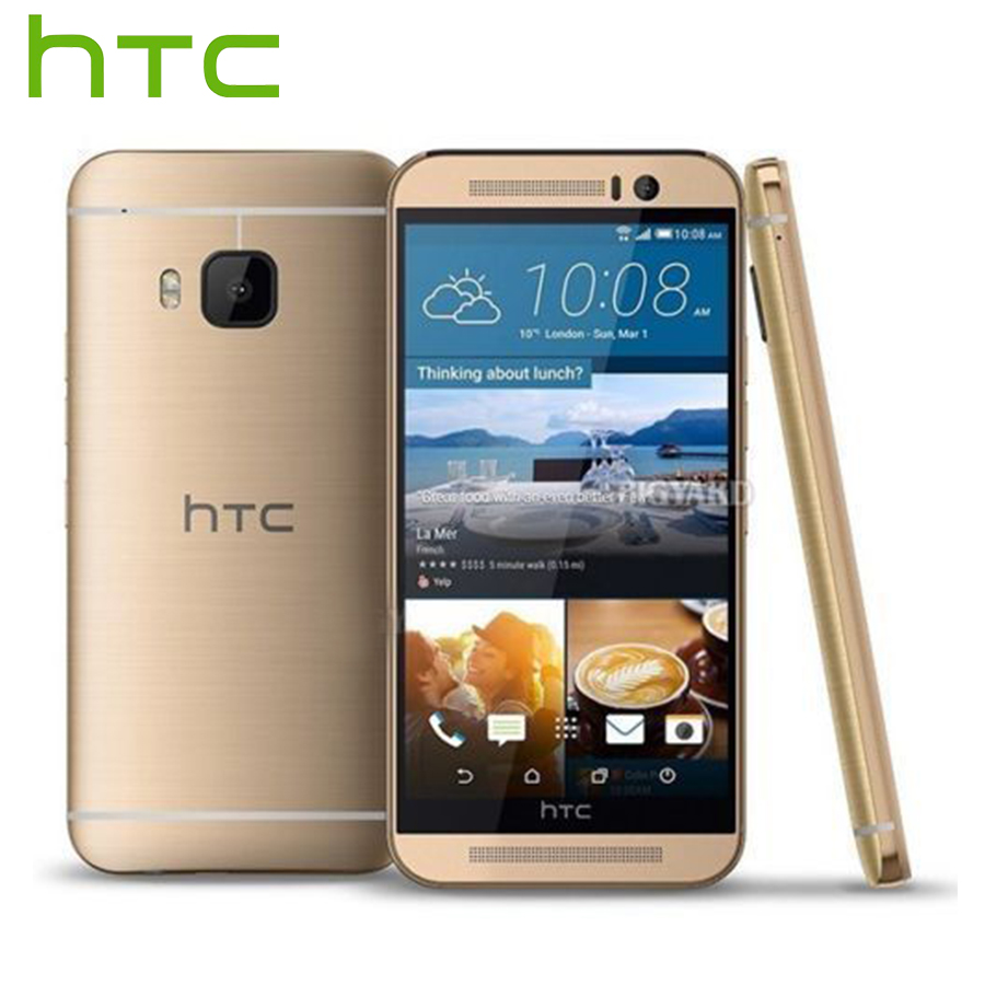 Sprint Version HTC One Max Mobile Phone Snapdragon Quad Core 2GB RAM 32GB ROM 5.9 inch 1920x1080P 3300 mAh Android Smart Phone