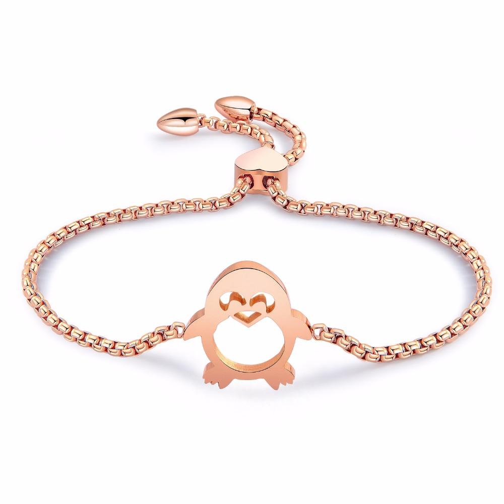 New fashion supply stainless steel hand decoration personality tomson's best friend stretching adjustment bracelet.GS951