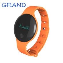 Новый Bluetooth 4.0 Смарт часы Смарт Браслет H8 браслет умные спортивные часы для iphone телефона Android Интеллектуальный сна happybate