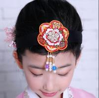 2017 Autumn Korean Clothing Traditional Hairpin Korean Hanbok Ancient Hair
