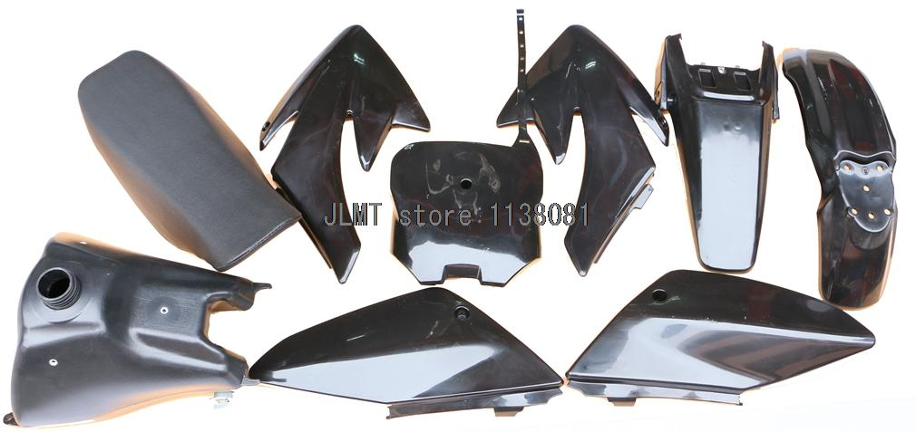 Bodywork Plastic Fairing Body Kit for CRF70 CRF 70 XR XR70