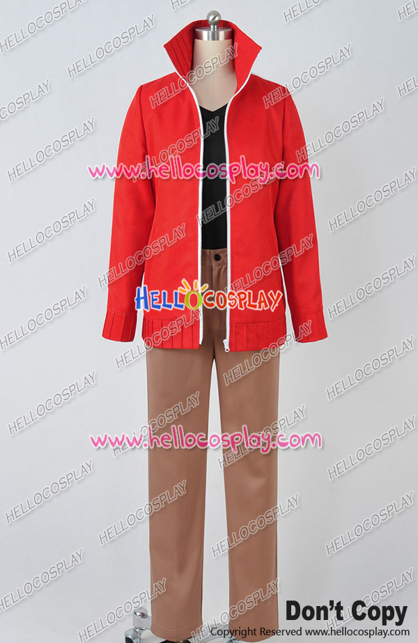 Kagerou projet Cosplay Shintarou Kisaragi Costume uniforme H008