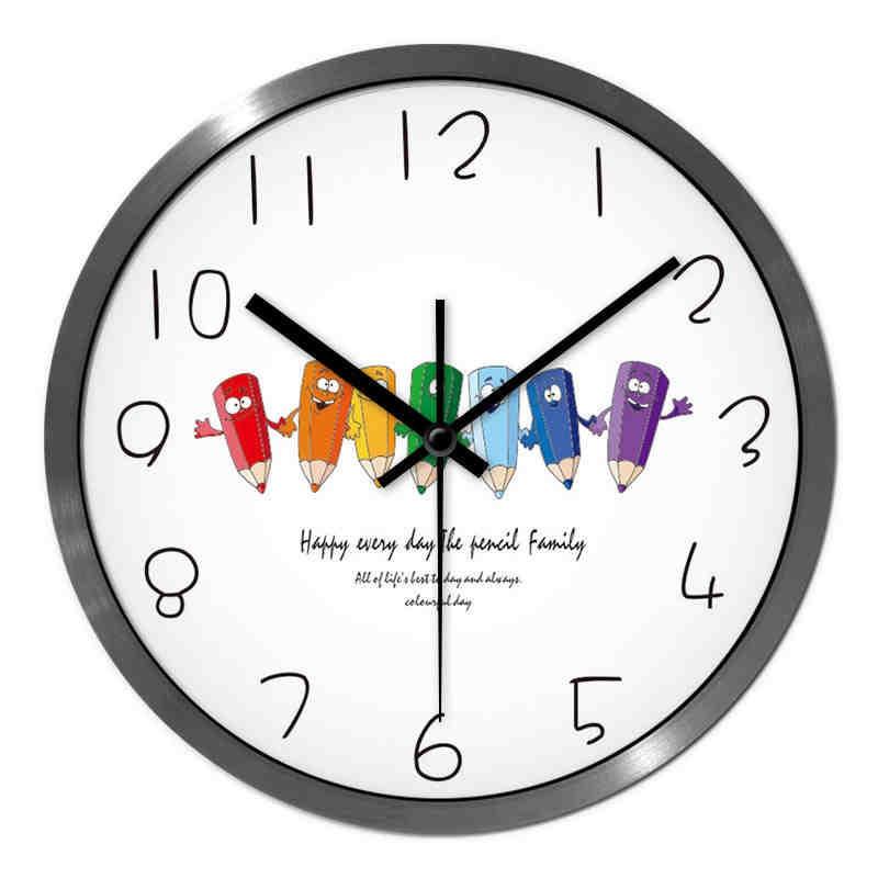 Beautiful silenzioso orologio da parete design moderno - Orologi per casa ...